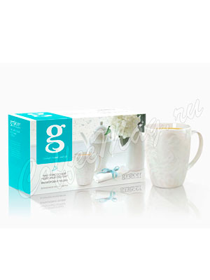 Подарочный набор Grace молочный Оолонг и фарфоровая чашка