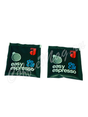 Кофе Danesi в чалдах Easy Espresso Decaf