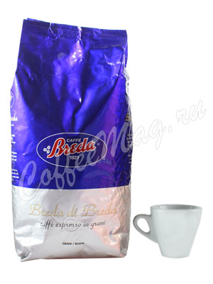 Кофе Breda в зернах Breda Di Breda