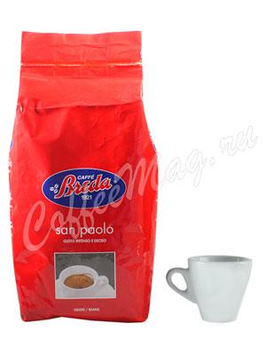 Кофе Breda в зернах San Paolo