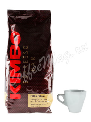 Кофе Kimbo в зернах Extra Cream 1 кг
