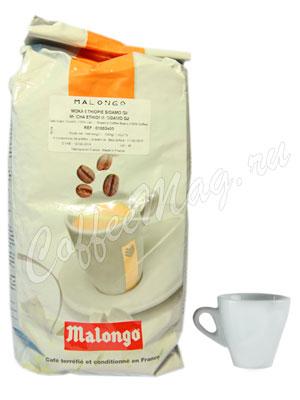 Кофе Malongo в зернах Moka Ethiopia Sidamo 1кг