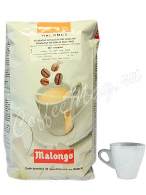 Кофе Malongo в зернах Nicaragua 1кг