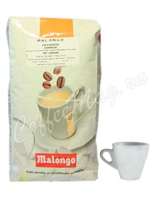 Кофе Malongo в зернах Смесь 6 арабик 1кг