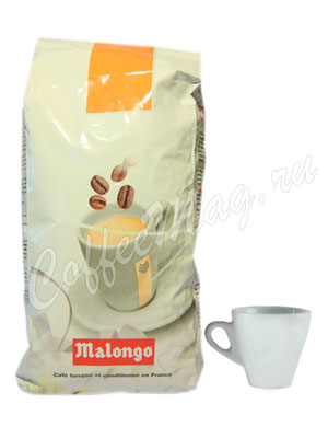 Кофе Malongo в зернах Colombia Supremo 1 кг