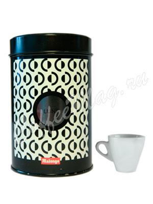 Кофе Malongo молотый Lune 250 гр (ж.б.)