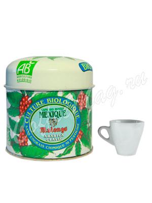Кофе Malongo молотый Мексика Био
