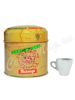 Кофе Malongo молотый Эфиопия Мокка Сидамо 125 гр