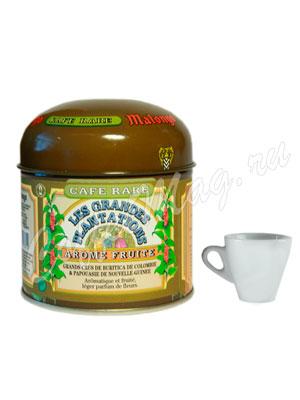 Кофе Malongo молотый Колумбия и Венесуэла