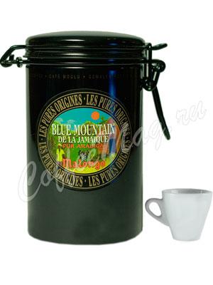Кофе Malongo молотый Jamaica Blue Mountain 250 гр