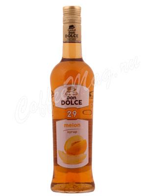 Сироп Don Dolce Дыня 0.7 л