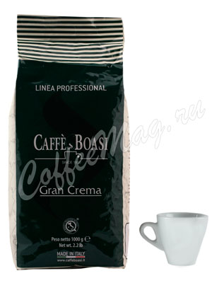 Кофе Boasi в зернах Bar Gran Crema