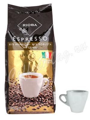 Кофе Rioba в зернах Espresso (Gold) 1кг