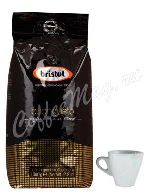 Кофе Bristot в зернах Buongusto 1 кг