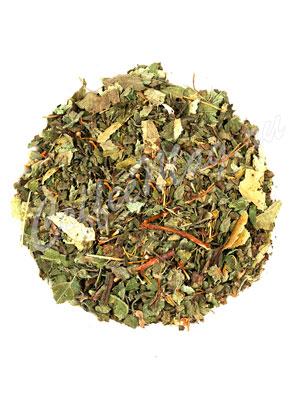 Травяной чай Липа и мелисса