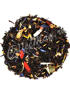 Черный чай c годжи от Gutenberg