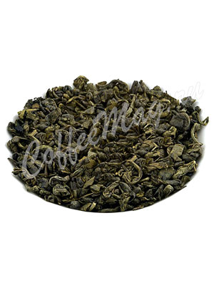 Зеленый чай Ганпаудер марокканская мята