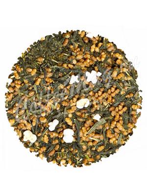 Зеленый чай Генмайча (японский)