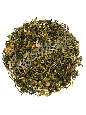 Зеленый чай Жасминовый