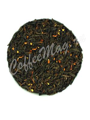 Красный чай Гуй Хуа Хун Ча с османтусом