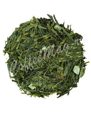 Зеленый чай Клубника-Колада
