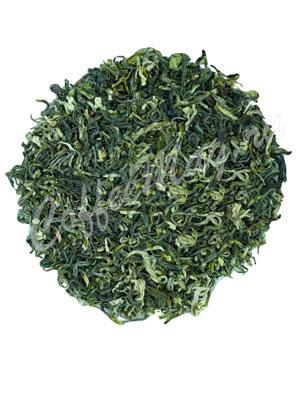 Зеленый чай Би Ло Чунь Изумрудные спирали весны