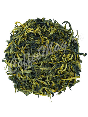 Красный чай Цзин Хао Дянь Хун (Золотая обезьяна)
