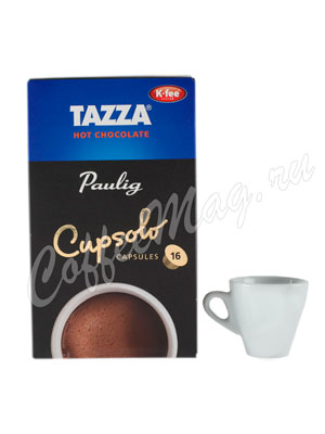 Paulig в капсулах Tazza Hot Chocolate