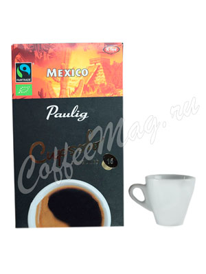 Paulig в капсулах Mexico