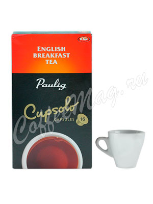 Paulig в капсулах English Breakfast Tea