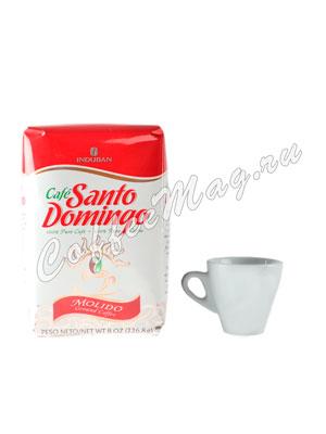 Кофе Santo Domingo молотый Puro Cafe Molido 226 г