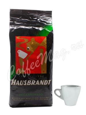 Кофе Hausbrandt в зернах Decaf 1 кг