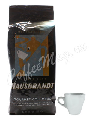 Кофе Hausbrandt в зернах Colombia 1 кг