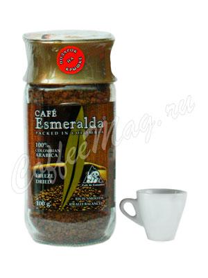 Кофе Cafe Esmeralda растворимый 100гр
