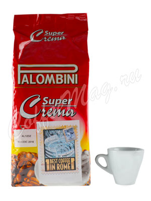 Кофе  Palombini в зернах Super Crema