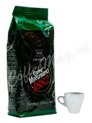 Кофе Vergnano в зернах Espresso Dolce 900 1кг