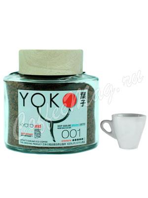 Кофе Yoko растворимый 001