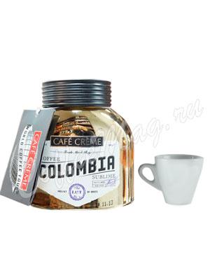 Кофе Cafe Creme растворимый Columbia 100 гр