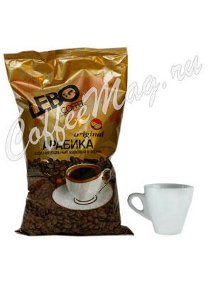 Кофе Lebo в зернах Original 250 гр