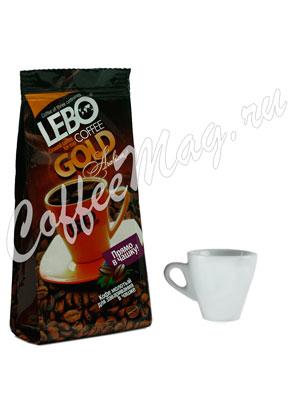 Кофе Lebo молотый Gold 100 гр (для заваривания в чашке)