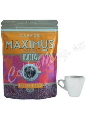 Кофе Maximus Растворимый India 70 гр (Мягкая упаковка)
