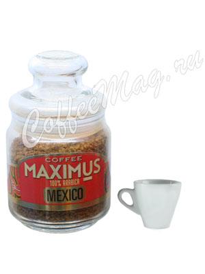Кофе Maximus Растворимый Mexico 100 гр (Банка)