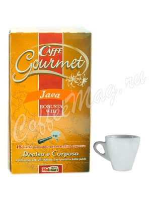 Кофе Molinari в чалдах Java