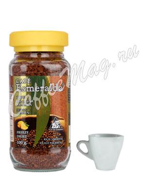 Кофе Cafe Esmeralda растворимый СИЦИЛИЙСКИЙ ЛИМОН 100 г
