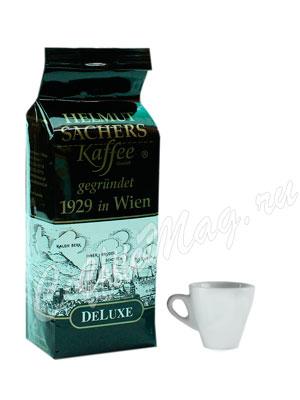 Кофе Helmut Sachers в зернах De Luxe