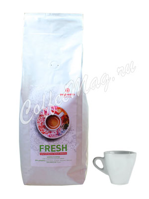 Кофе Impresto в зернах Fresh 1 кг