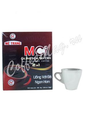 Кофе растворимый Me Trang INSTANT MCI 2 в 1 пакет