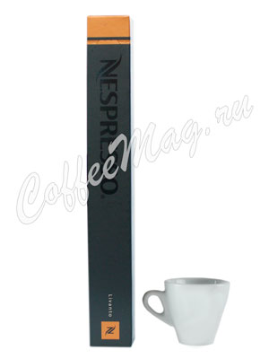 Кофе Nespresso в капсулах Livanto (10 капсул)