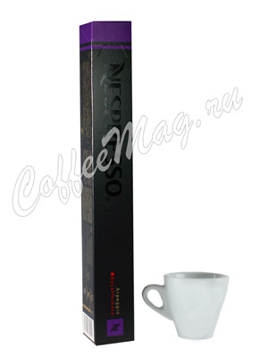 Nespresso arpeggio dec. 10 капсул