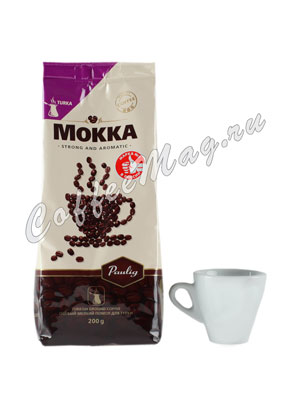 Кофе Paulig Mokka молотый 200 г для турки
